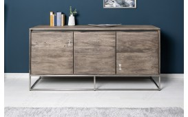 Credenza di design TAURUS GREY ARTWORK