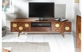 Meuble TV Design ARABIC HONEY 140 cm-NATIVO™ Möbel Schweiz