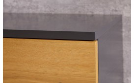 Designer Sideboard WOOD GREY 120cm-NATIVO™ Möbel Schweiz