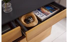 Designer Sideboard WOOD GREY 120cm-NATIVO™ Möbel Schweiz