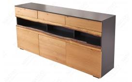 Buffet Design WOOD GREY 180 cm-NATIVO™ Möbel Schweiz