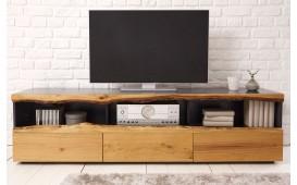 Mobile TV GOTAMA WOOD GREY 180 cm-NATIVO™ Möbel Schweiz