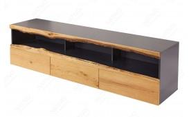 Meuble TV Design WOOD GREY 180 cm-NATIVO™ Möbel Schweiz