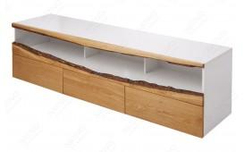 Meuble TV Design WOOD WHITE 180 cm-NATIVO™ Möbel Schweiz