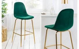 2 x Designer Barhocker SCIANA GREEN