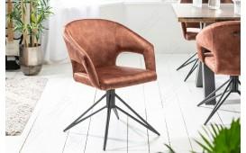 2 x Designer Stuhl LIMBO BROWN