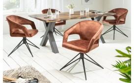 2 x Designer Stuhl LIMBO BROWN-NATIVO™ Möbel Schweiz