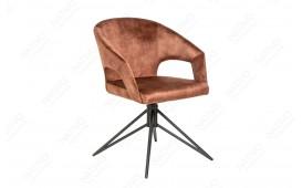 2 x Chaise Design LIMBO BROWN