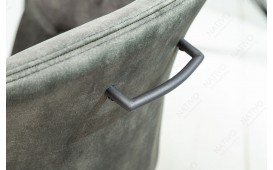 2 x Sedia di design LIMBO DARK GREEN