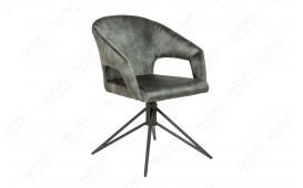 2 x Chaise Design LIMBO DARK GREEN