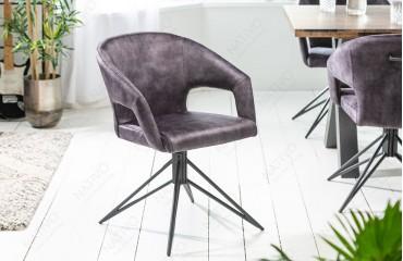 2 x Chaise Design LIMBO GRAY