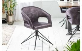 2 x Chaise Design LIMBO GREY