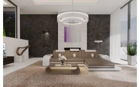 Canapé Design ROYAL MINI avec éclairage LED et port USB-NATIVO™ Möbel Schweiz