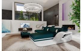 Designer Sofa ROYAL MINI mit LED Beleuchtung & USB Anschluss-NATIVO™ Möbel Schweiz