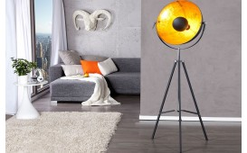 Lampadaire design SESSION BLACK