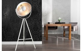 Lampadaire design SESSION WHITE