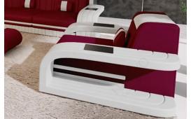 Sessel ROYAL mit LED Beleuchtung & USB Anschluss-NATIVO™ Möbel Schweiz