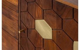 Buffet Design ARABIC HONEY 145 cm-NATIVO™ Möbel Schweiz