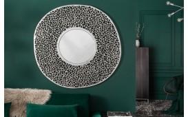 Specchio di design POCAHONTAS SILVER L