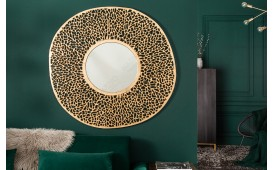 Specchio di design POCAHONTAS GOLD L