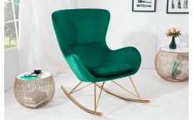 Designer Relaxsessel BERGEN GREEN