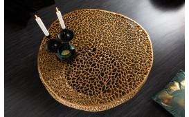 Table basse Design POCAHONTAS GOLD HANDLE 80 cmNATIVO™ Möbel Schweiz