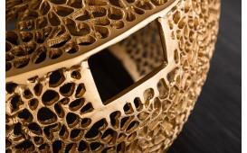 Designer Couchtisch POCAHONTAS GOLD HANDLE 80 cm-NATIVO™ Möbel Schweiz