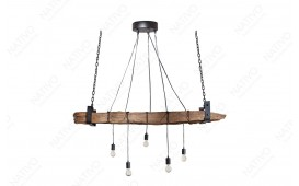 Suspension design MASSIVO 152 cm-NATIVO™ Möbel Schweiz