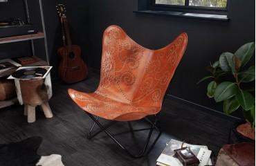 Designer Lounge Sessel ASTRA LIGHT BROWN-NATIVO™ Möbel Schweiz