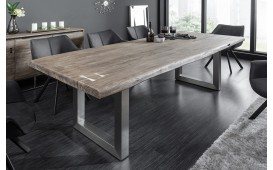 Table Design TAURUS GREY Artwork 200 cm