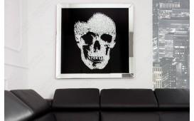 Designer Bild SKULL 100 cm