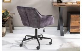 Designer Bürostuhl PIEMONT DARK GREY-NATIVO™ Möbel Schweiz
