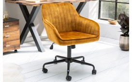 Chaise de bureau PIEMONT YELLOW-NATIVO™ Möbel Schweiz