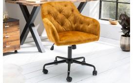 Designer Bürostuhl WADE YELLOW