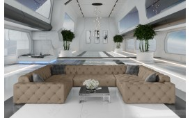 Canapé Design VENUS CORNER U FORM ©iconX STUDIOS-NATIVO™ Möbel Schweiz