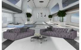 Divano di design VENUS 3+2 by ©iconX STUDIOS