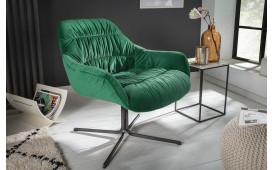 Designer Lounge Sessel SOLACE GREEN