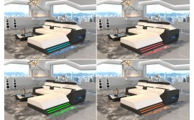 Designer Sofa AVATAR MINI mit LED Beleuchtung & USB Anschluss-NATIVO™ Möbel Schweiz