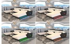 Divano di design AVATAR XXL DUO con illuminazione a LED e presa USB-NATIVO™ Möbel Schweiz