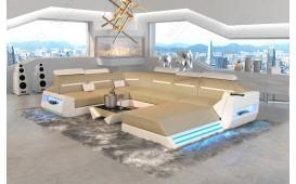 Divano di design AVATAR XXL con illuminazione a LED e presa USB-NATIVO™ Möbel Schweiz