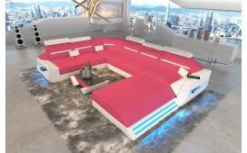 Canapé Design AVATAR XXL avec éclairage LED & port USB-NATIVO™ Möbel Schweiz