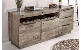 Buffet Design FIRENCA GREY 175cm