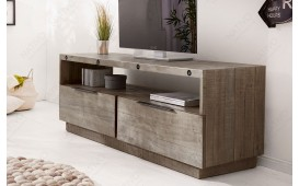 Meuble TV Design FIRENCA GREY 150cm-NATIVO™ Möbel Schweiz