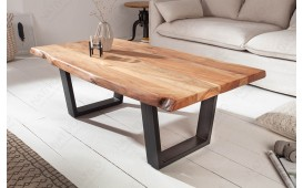 Table basse Design TAURUS WILD 110 cm