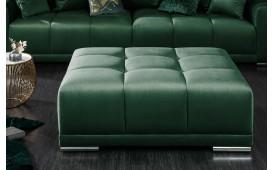 Designer Sitzhocker ELEGANTE GREEN