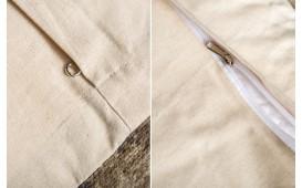 Tabouret Design NOVEL BROWN-BEIGE-NATIVO™ Möbel Schweiz