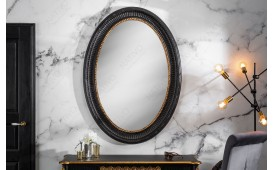 Designer Spiegel ROME BLACK