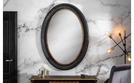 Specchio di design ROME BLACK