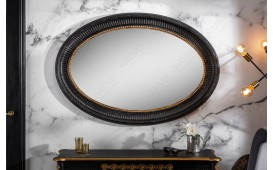 Miroir Design ROME BLACK-NATIVO™ Möbel Schweiz