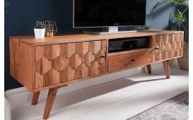 Designer Lowboard ARABIC OAK 140 cm